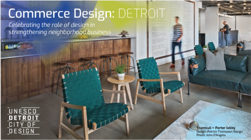 Commerce Design: Detroit Award Submissions