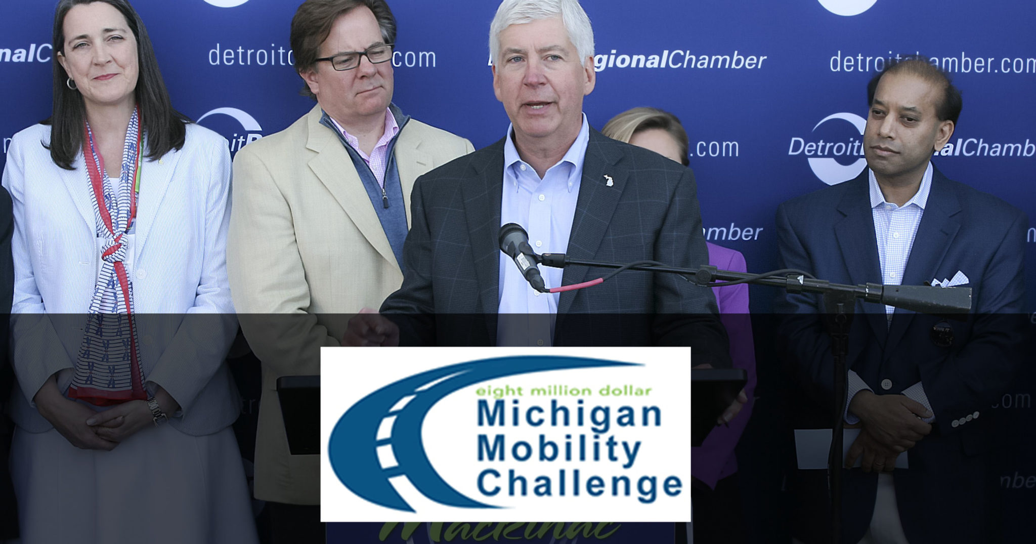 $8 Million Michigan Mobility Challenge - New Economy