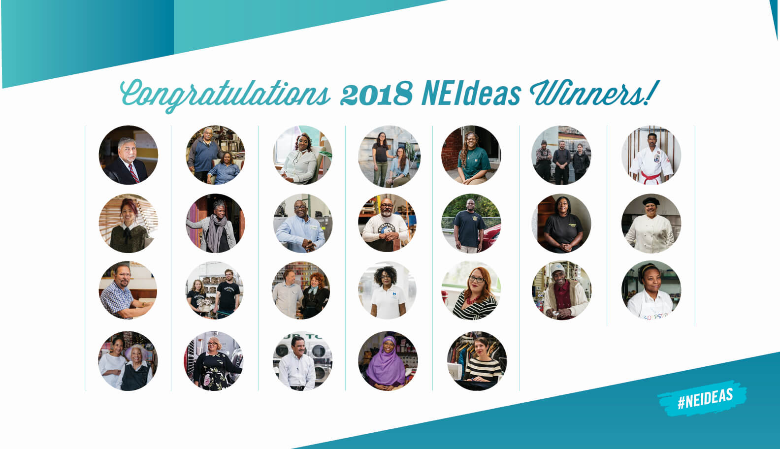 NEIdeas 2018 Winner Portrait