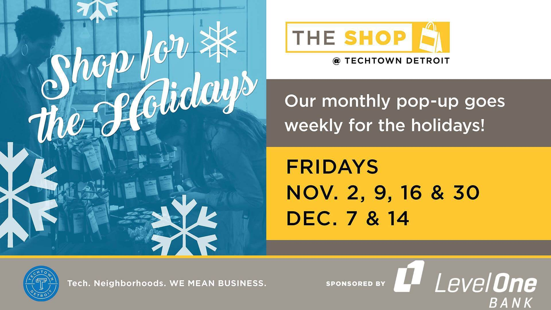 The SHOP - Holiday Edition