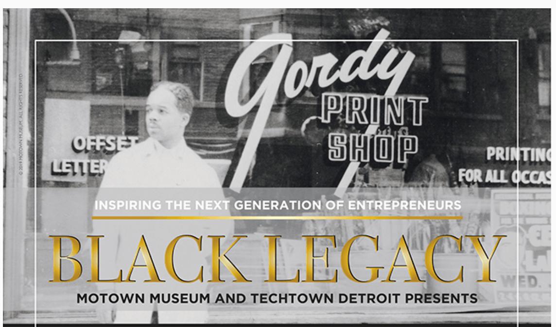 black legacy entrepreneurship program