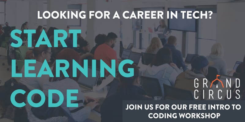 intro to coding workshop