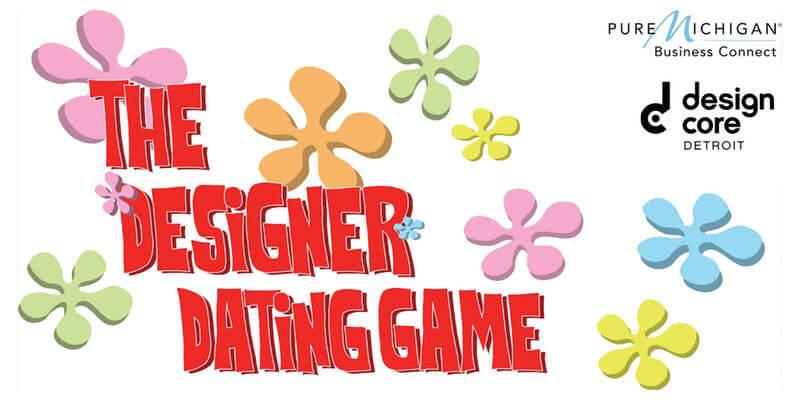 designer dating game