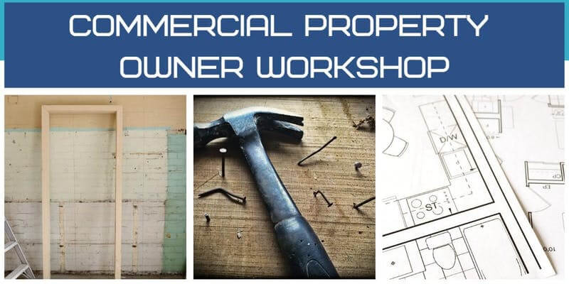 commercial property owner workshop