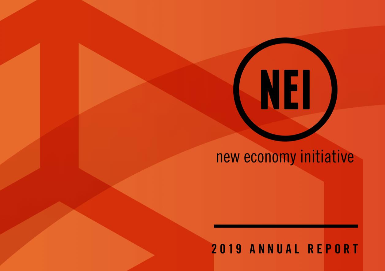 NEI 2019 Annual Report